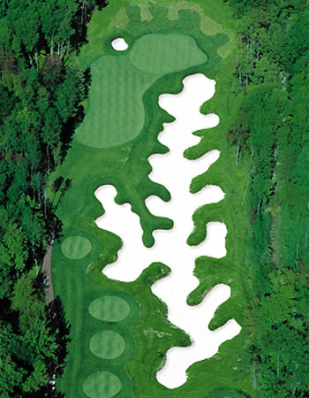 A $6 million golf course on $33 million lakeside property.