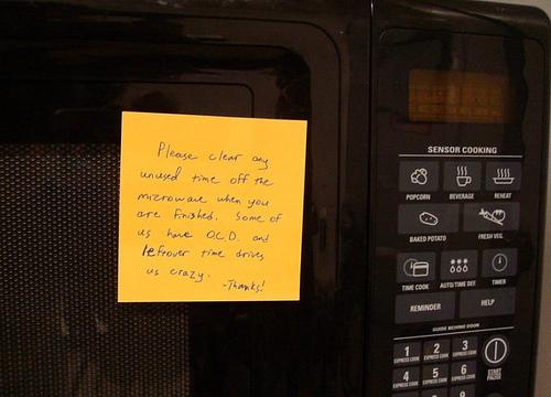 microwave-ocd
