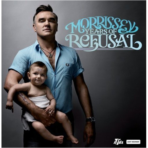 Moz featuring somewhat creepy child that isn't his.