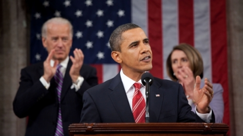 Obama at State of the Union 2010